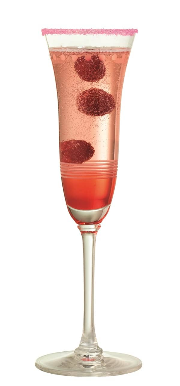 Barefoot wine & bubbly, March-Augkust 2015 cocktail recipes
