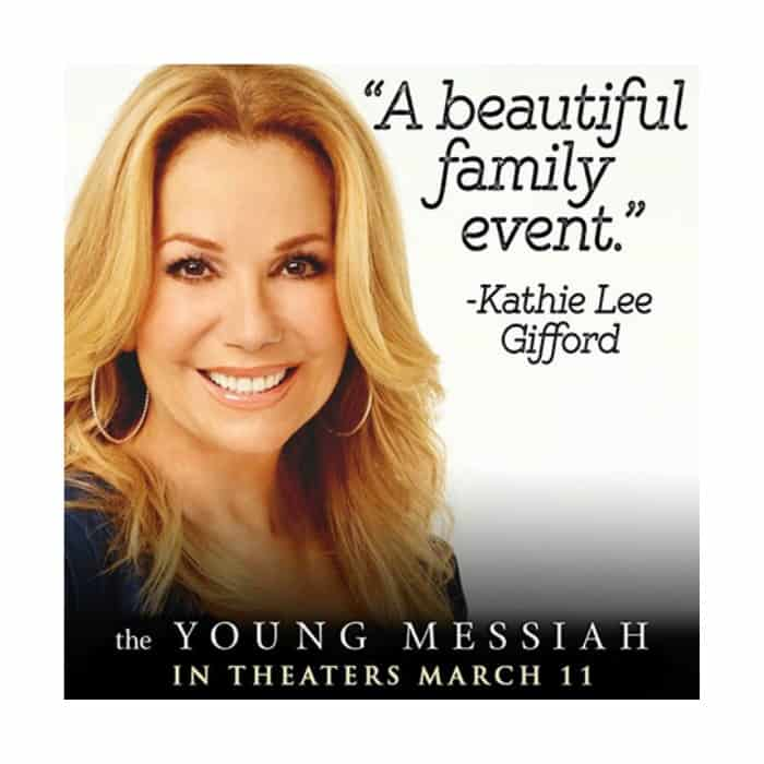 The Young Messiah Movie Ticket Giveaway