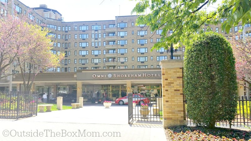 Things to Do in Washington, DC: Omni Shoreham Hotel