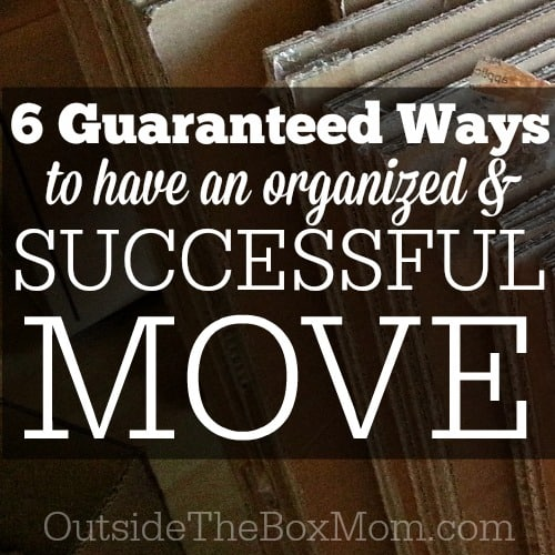 Six Guaranteed Ways to Have a More Successful Move (& a Free Moving Checklist From Newmarket Movers)