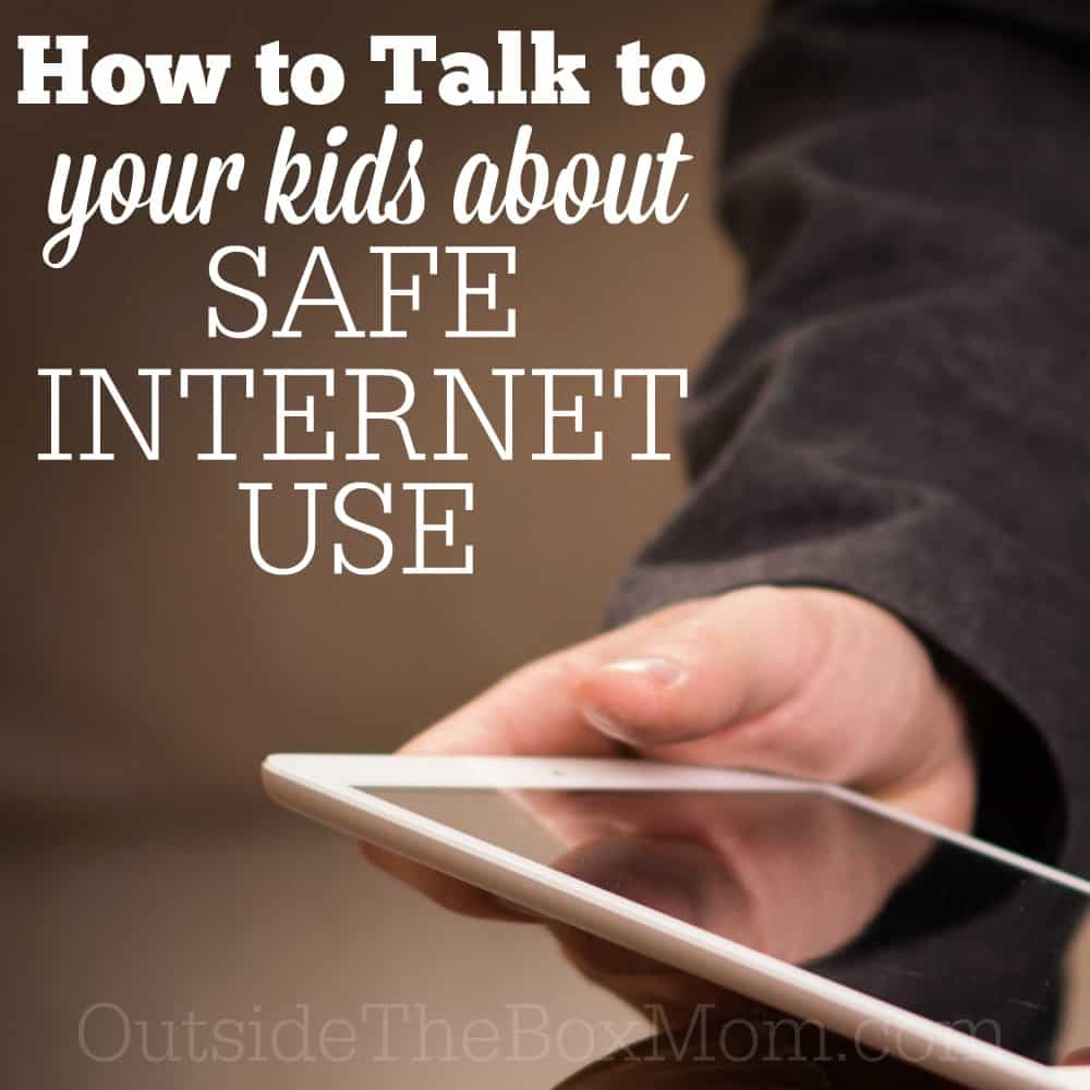 How to Talk to Your Kids About Safe Internet Use