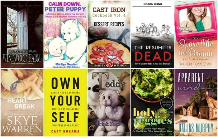 Free Kindle Ebooks – 4/26/16
