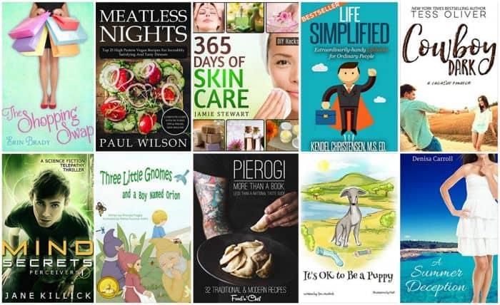 Free Kindle Ebooks – 4/27/16