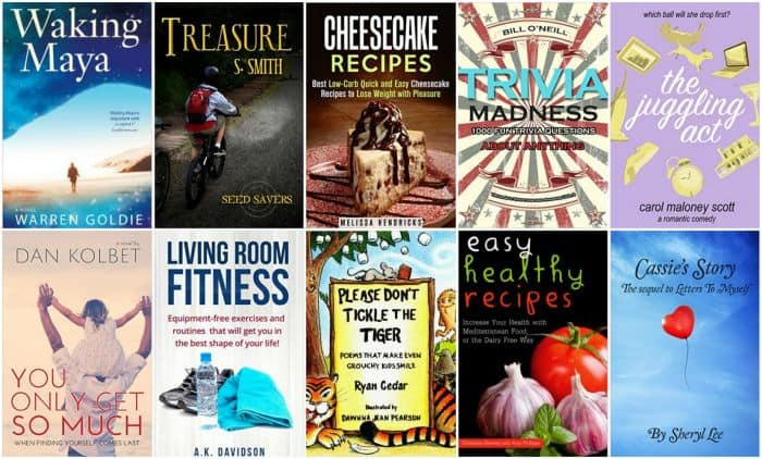 Free Kindle Ebooks – 4/28/16