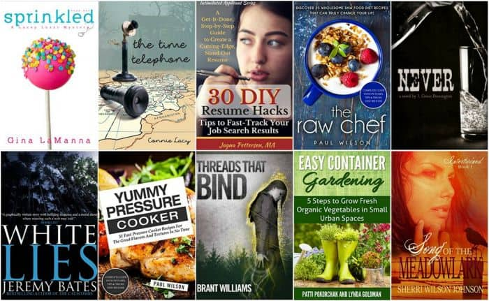 Free Kindle Ebooks – 4/29/16
