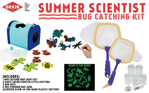 Summer Scientist Bug Catching Kit