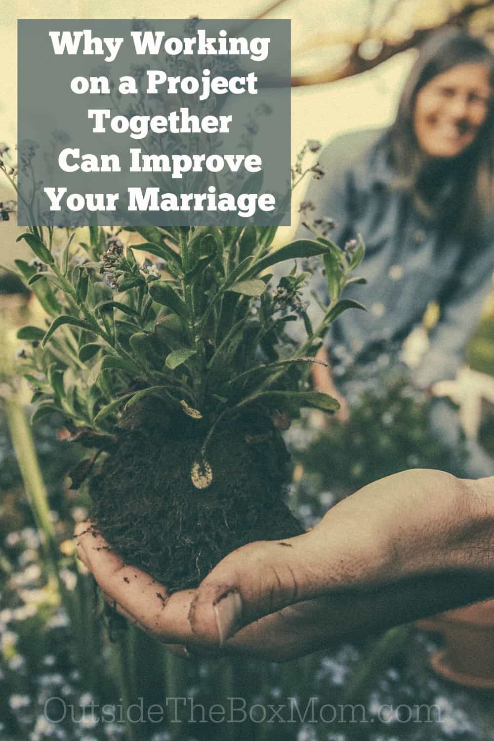 Marriage Advice  Why Working on a Home Improvement Project Can     Outside the Box Mom