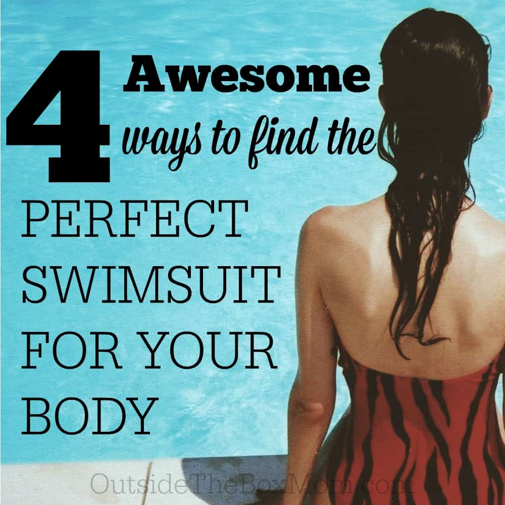 4 Awesome Ways to Find Your Perfect Swimsuit