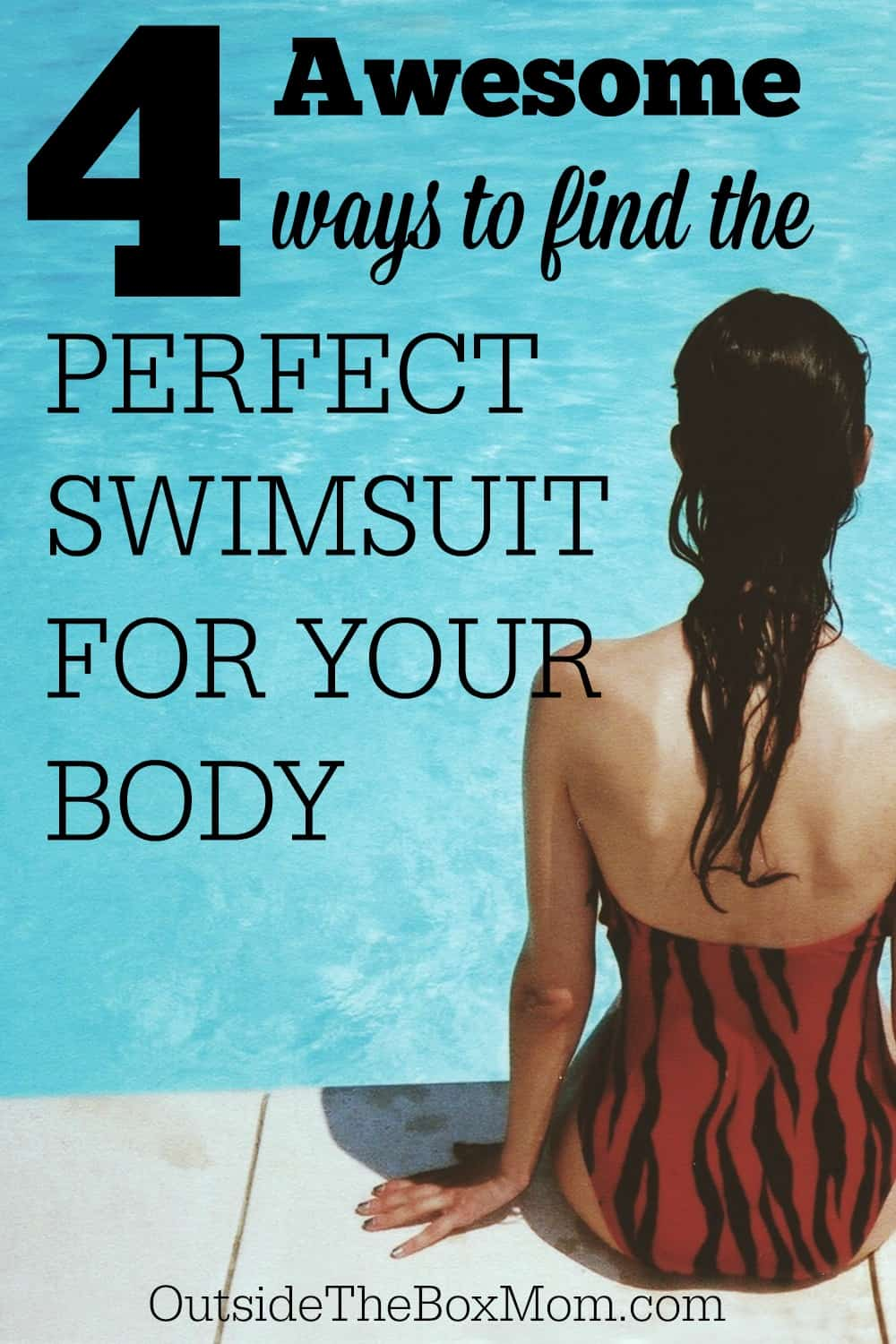 Is finding the perfect swimsuit to accentuate your body type and make you look and feel your best like searching for a unicorn? Every year some women simply dread shopping for a new swimsuit, but it doesn't have to be this way. Here are four great tips that can help make the process simple and perhaps even fun.