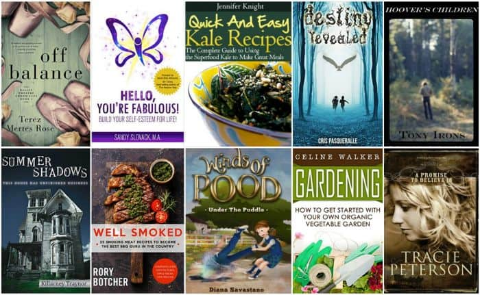 Free Kindle Ebooks – 5/3/16