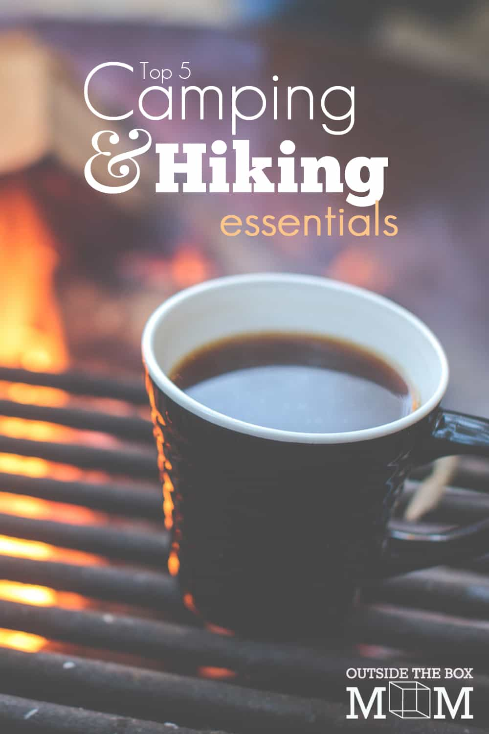 This checklist of the essentials is exactly what I needed for our next camping or hiking trip. Our trip will be safer, more fun, and easier to enjoy!