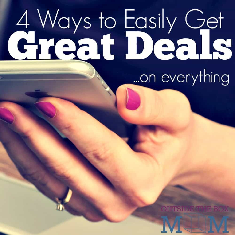 How to Easily Get Great Deals