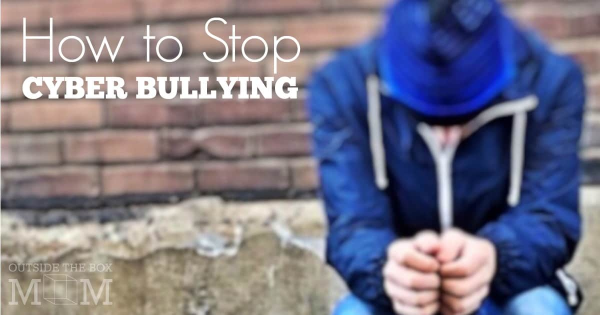 I can't believe how many kids are being bullied online everyday. I'm so glad I found this post so I can protect my kids. These tips are so easy to follow. They could save a life!