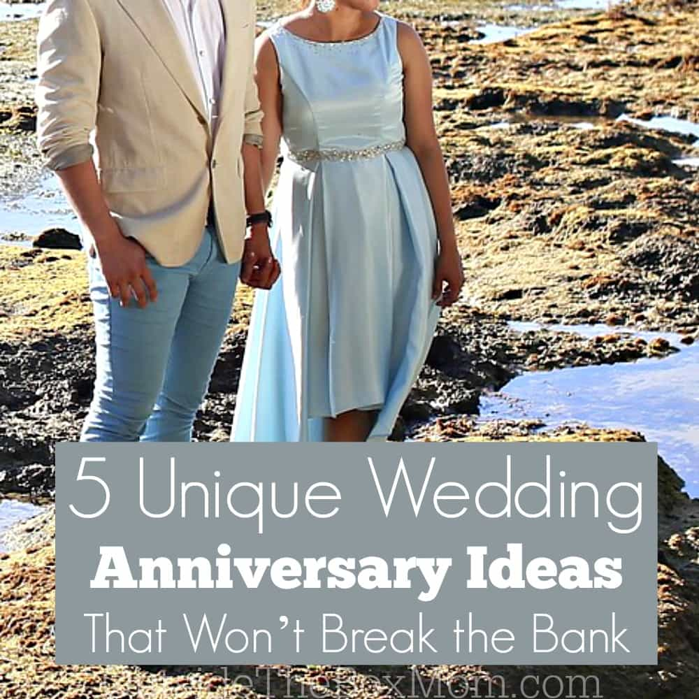 5 Wedding Anniversary Ideas That Are Awesome