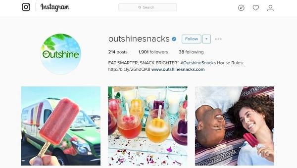 outshine-instagram