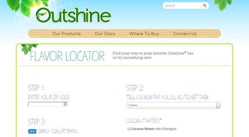 outshine-store-locator