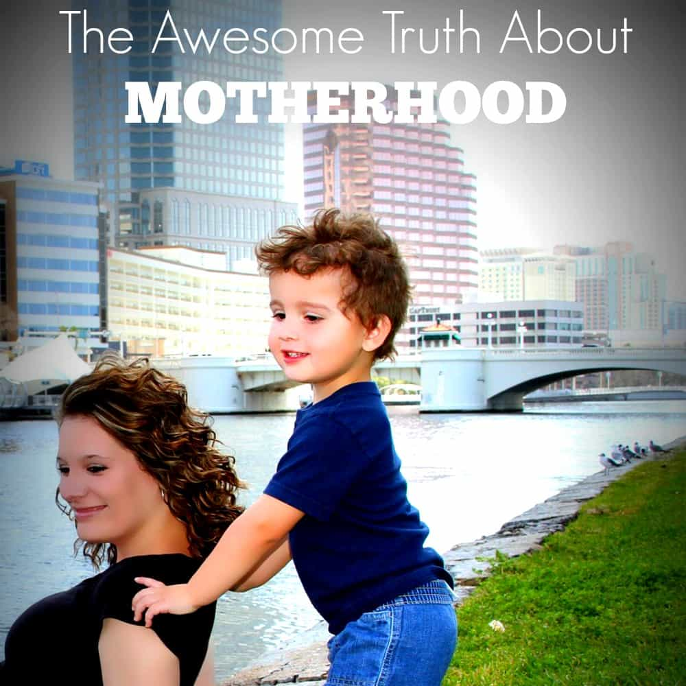 Are you looking for a new TV show to watch that will give you insight into the truths about motherhood? I think I've found the show for you!