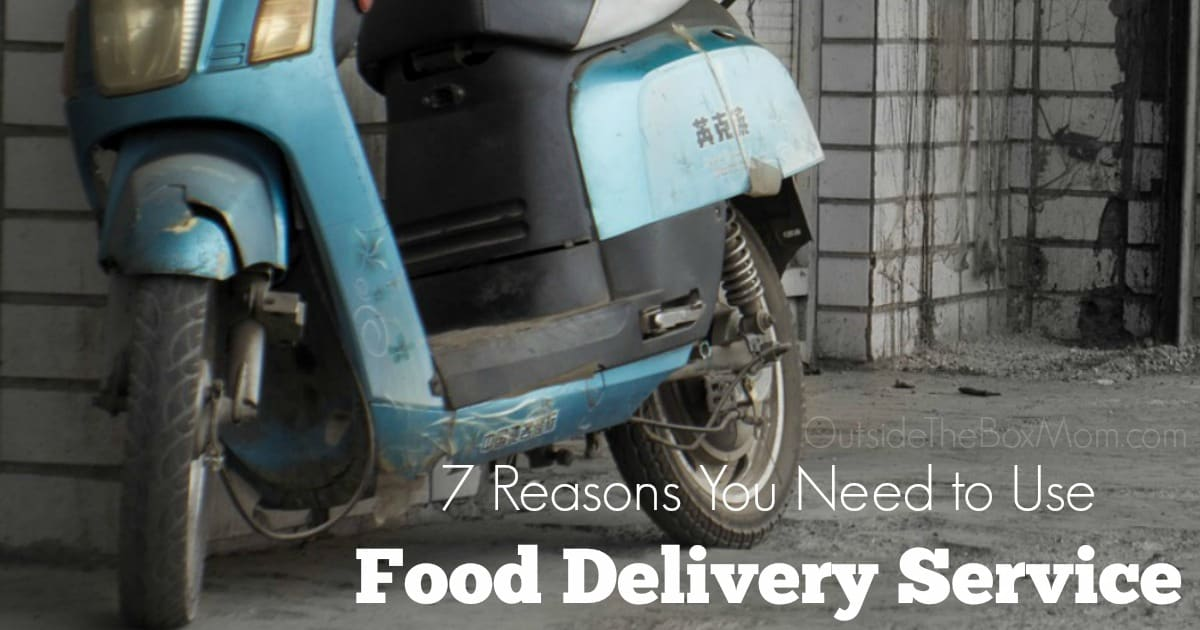 Is getting dinner on the table a struggle every night? Do you have unexpected guests or want to provide someone with a warm meal? Here are seven reasons you need to consider a food delivery service.
