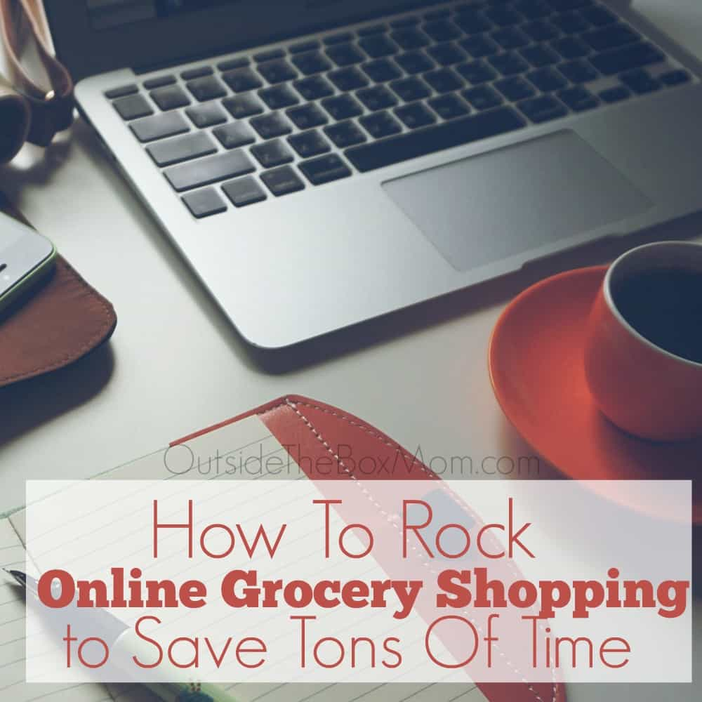 How To Rock Online Grocery Shopping to Save Tons Of Time
