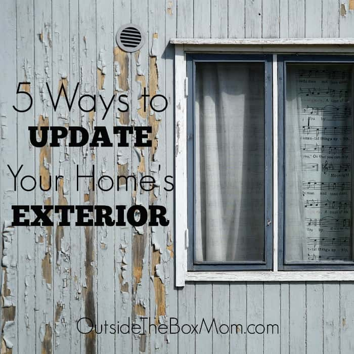 5 Ways To Give Your Home's Exterior The Ultimate Reboot
