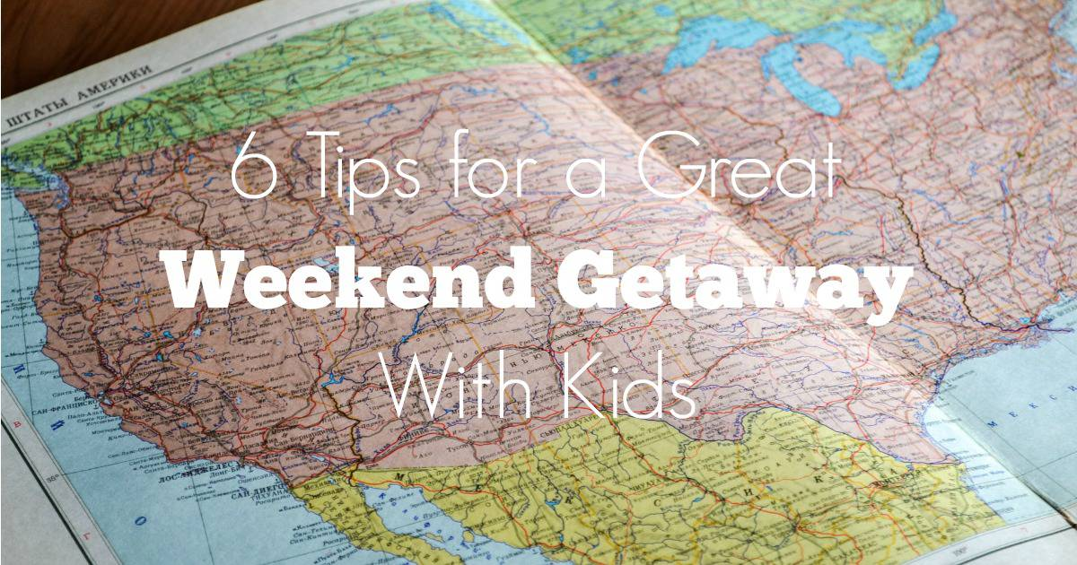 In the hustle and bustle of work and school, it can be hard to find enough time to connect with your kids. Here are my favorite tips to have a great weekend getaway with your kids.