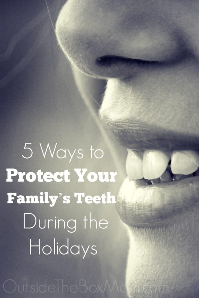 How to Protect Your Family's Teeth During the Holidays