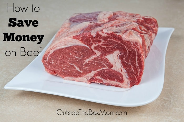 How to Save Money on Beef