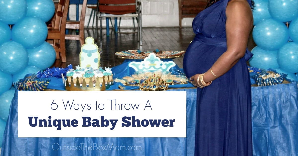 baby showers should be fun and relaxing kick off the parenting