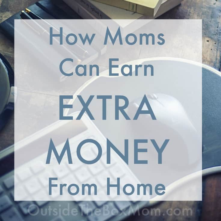 Are you looking for ways to earn some extra money from home to get out of debt or create some breathing room in your budget? This simple five-step plan will help you do just that.