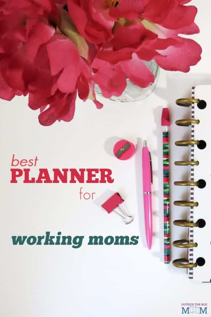 7 Best Planners for Working Moms
