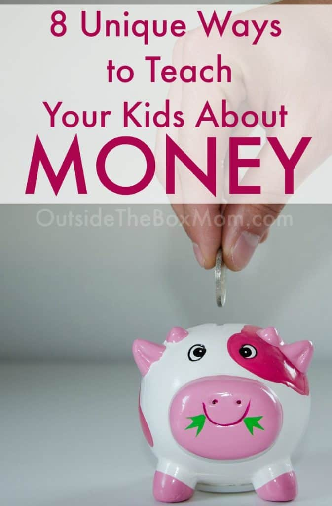 8 Really Unique Ways Of Teaching Kids About Money