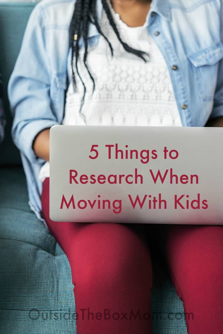 Looking for a new house when you're a parent is so complicated! This post reminded me of things we need to look into as we are searching for our next home.