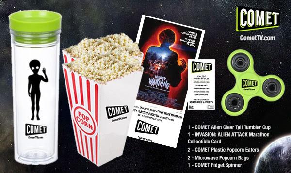Alien Attack Movie Marathon