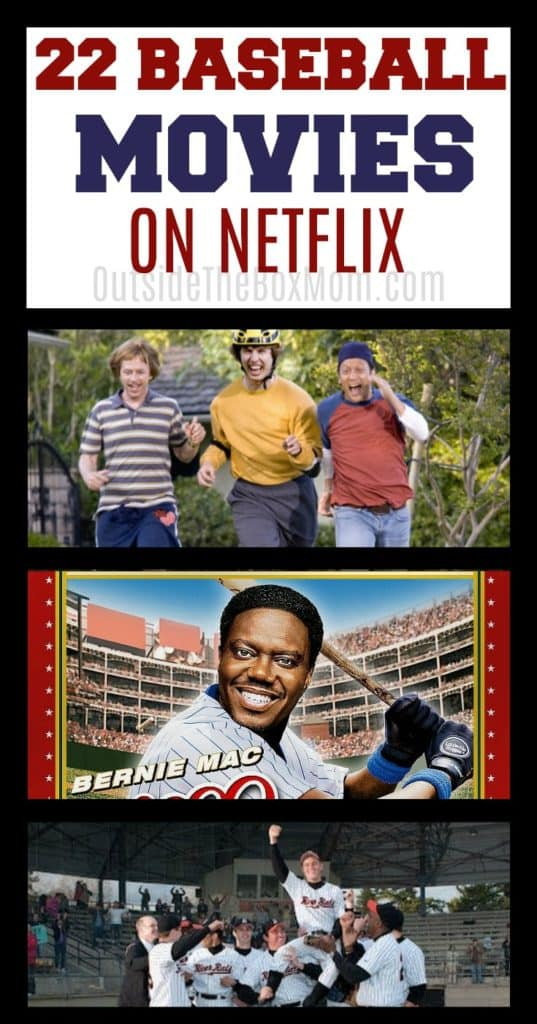 22 Baseball Movies on Netflix