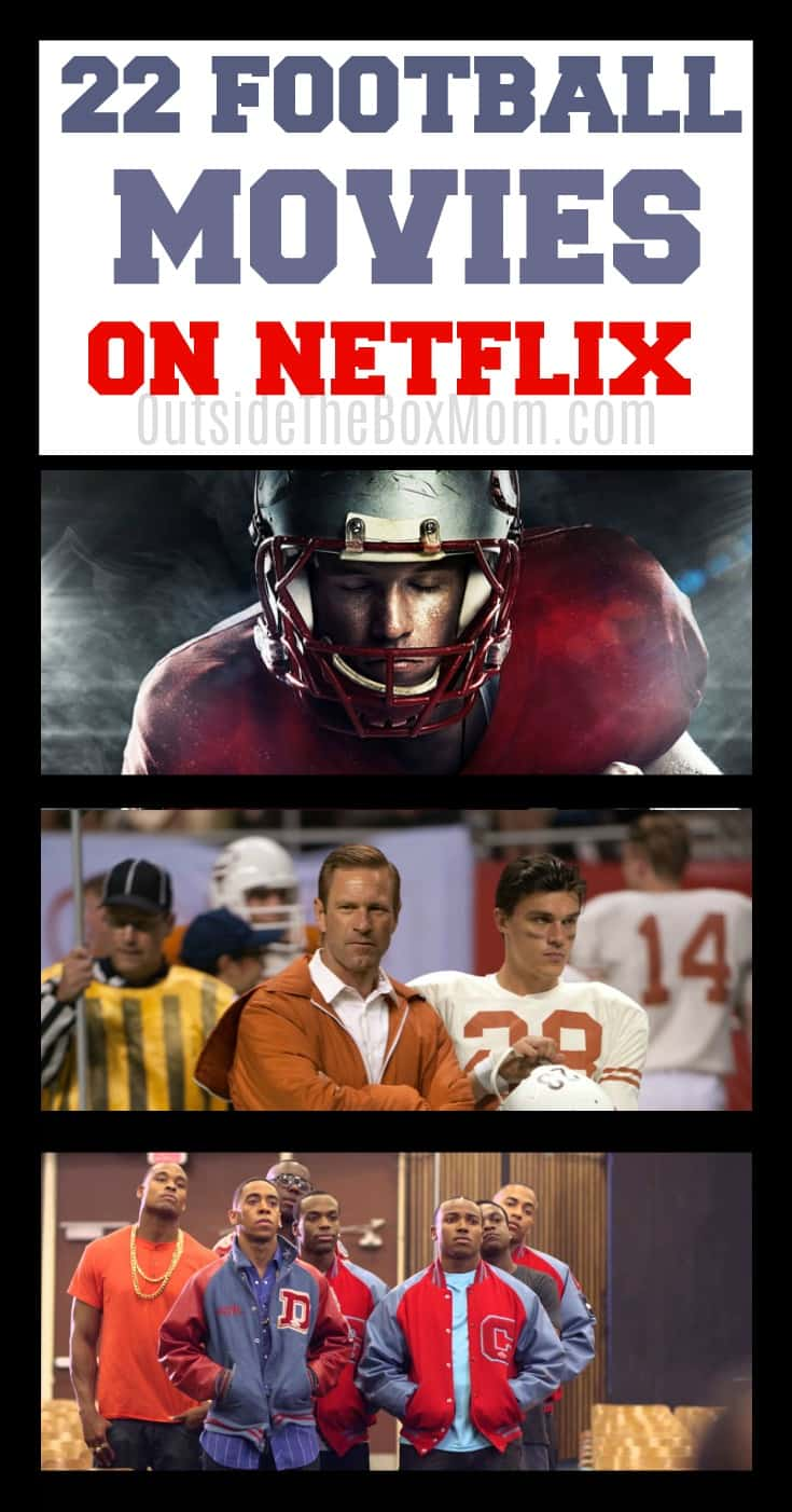 Netflix football movies | football moves on Netflix