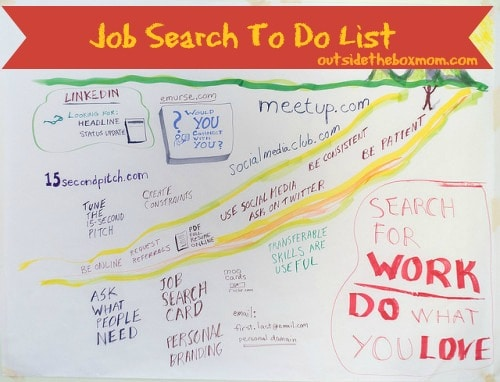 job-search-to-do-list