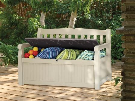 Organizing Your Backyard
