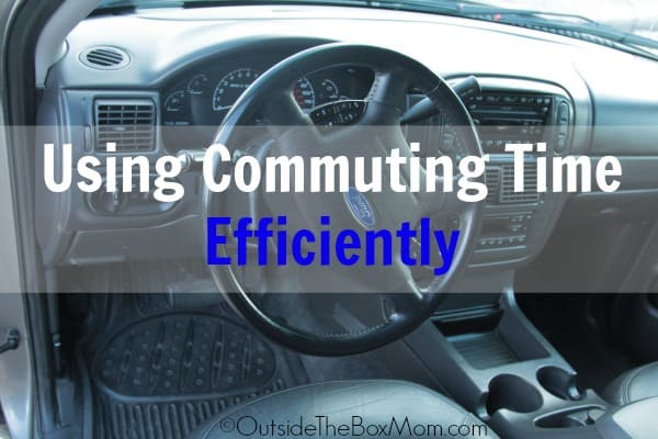 Make the Most of Your Commute: Using Commuting Time Efficiently