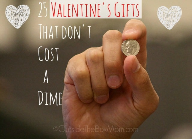 25 Valentine's Gifts That Won't Cost You a Dime