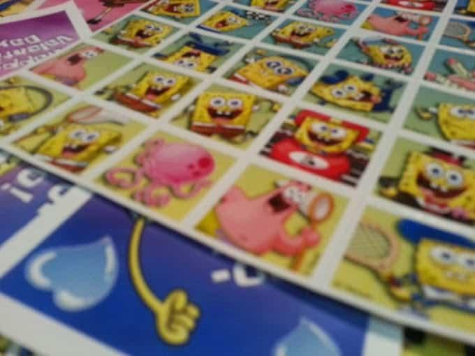 addressing-valentines-cards-preschooler-stickers