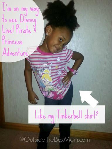 Disney Junior Live Pirate & Princess Adventure
