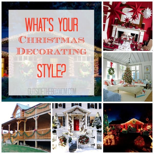 Christmas Decorating Ideas Based on Your Home Design Style