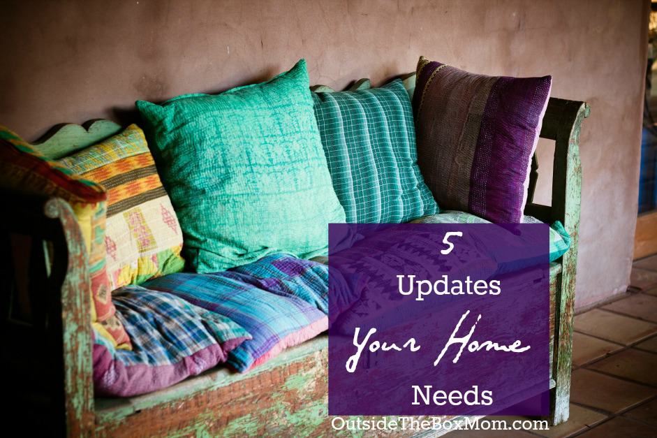 5 Updates Your Home Needs