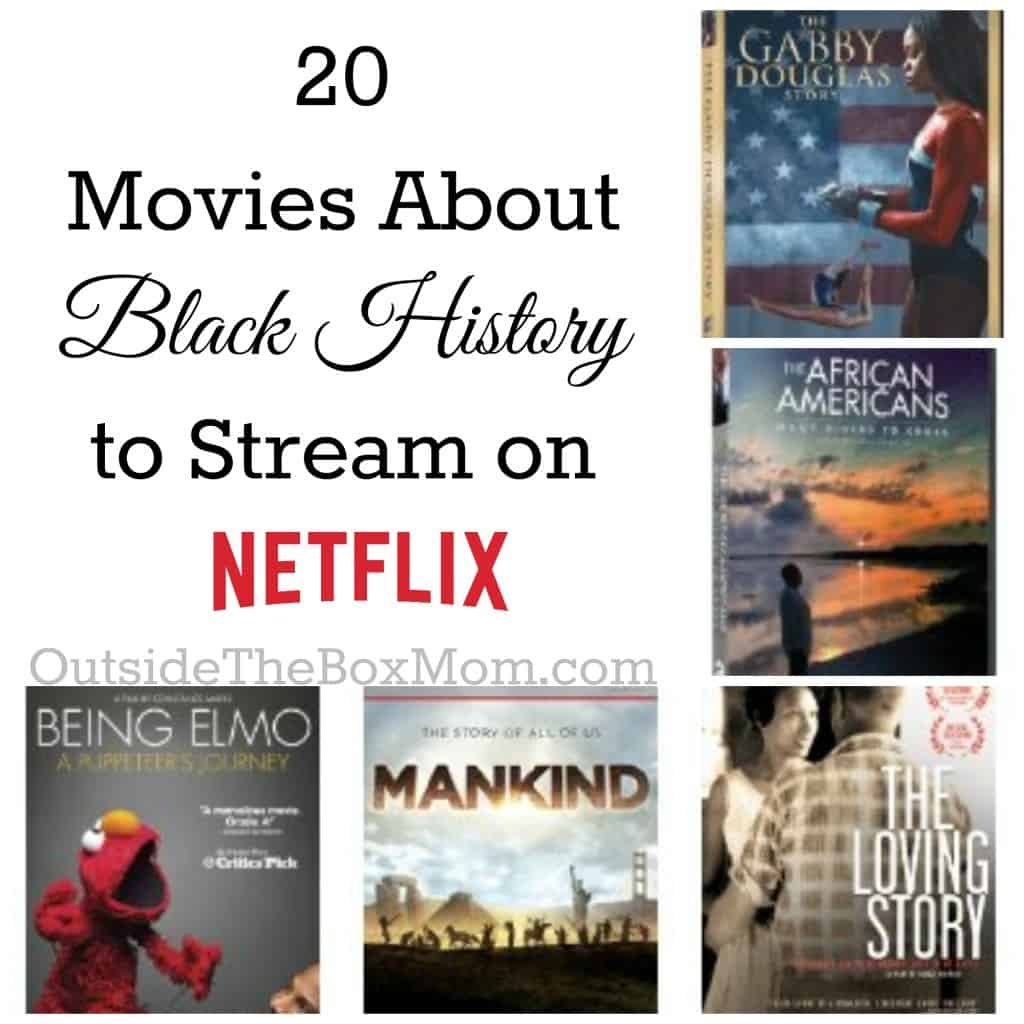 20 Movies About Black History on Netflix
