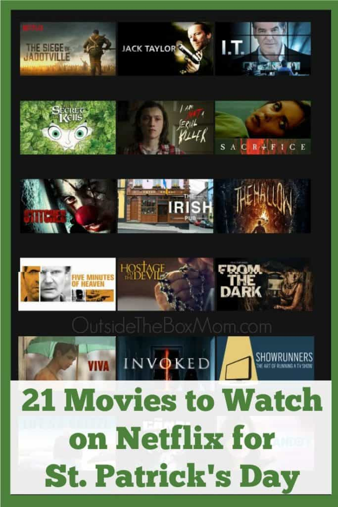 21 St Patrick's Day Movies on Netflix