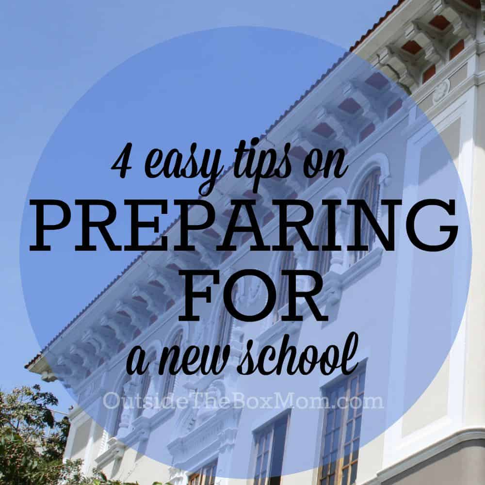 Preparing for a New School