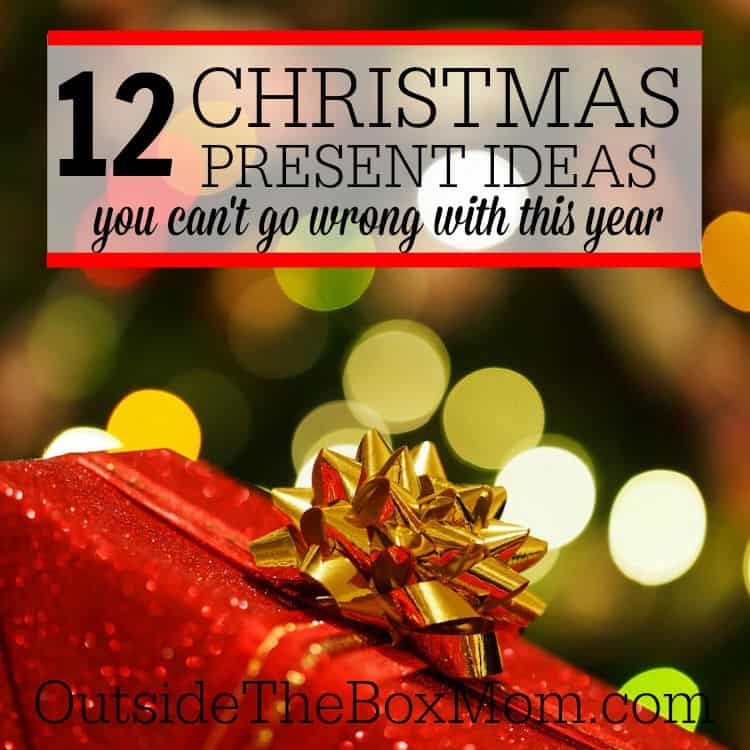 12 Christmas Present Ideas You Can T Go Wrong With This Year Working Mom Blog Outside The Box Mom