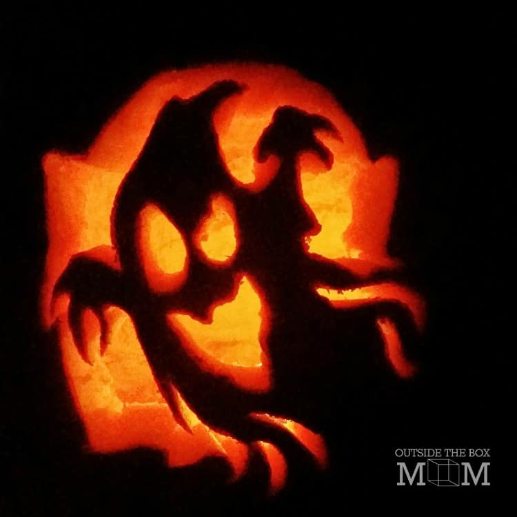 Easy Pumpkin Carving Ideas Working Mom Blog Outside