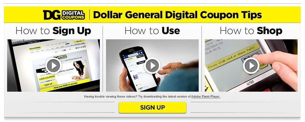 Save on SCOTT at Dollar General with Digital Coupons