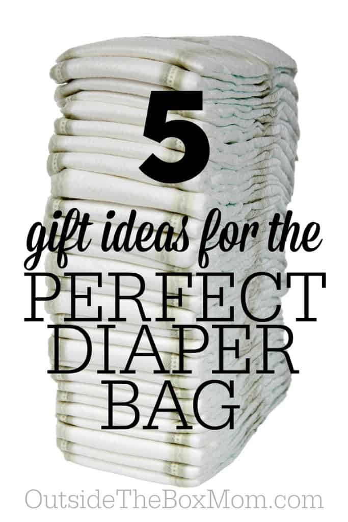 5 Tips for Assembling the Perfect Diaper Bag What are you diaper bag essentials? Pack the must-needed items you would make sure to include in your diaper bag for a busy mom on the go!